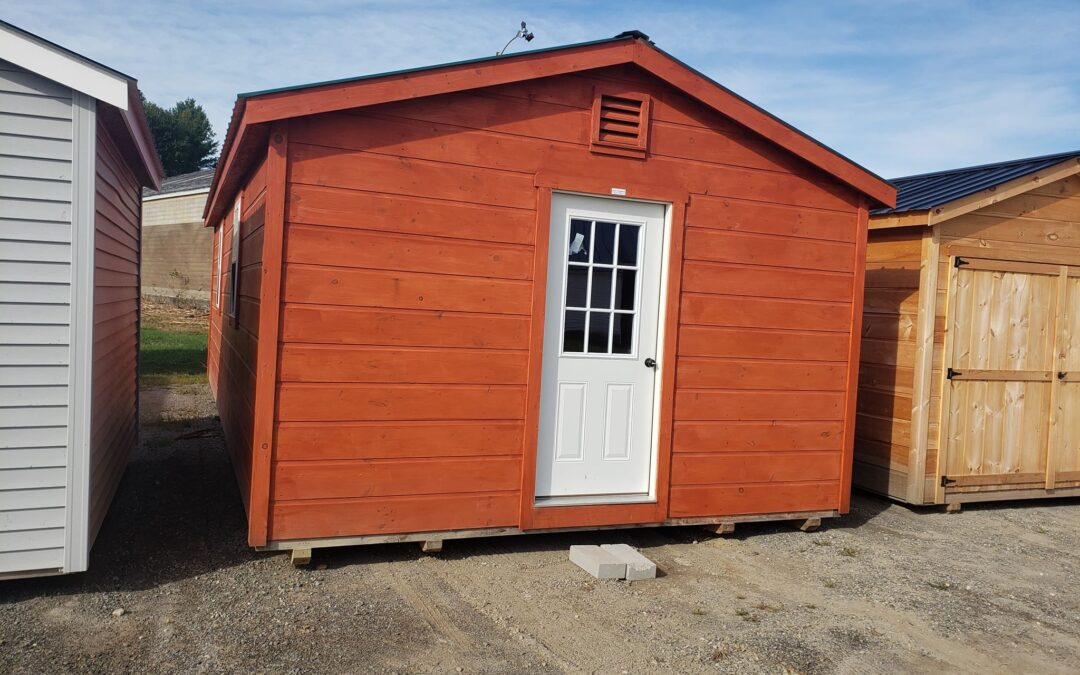 Best Siding for Shed: Vinyl, Stained Wood, or Painted?