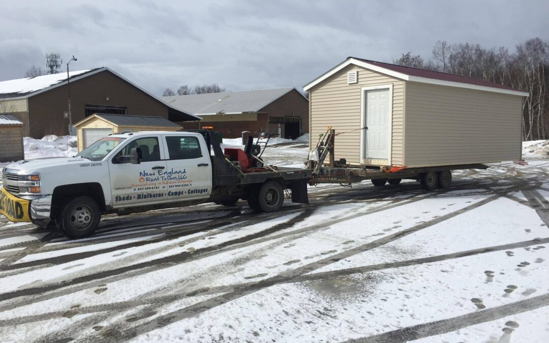 6 Things Every Mainer Should Have in Their Storage Shed This Winter