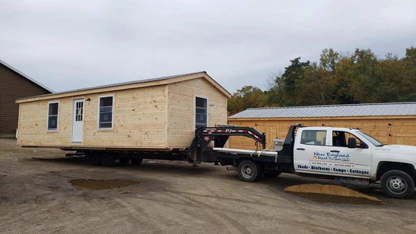 *NEW* Rent to Own Garages: We've got you covered Maine!