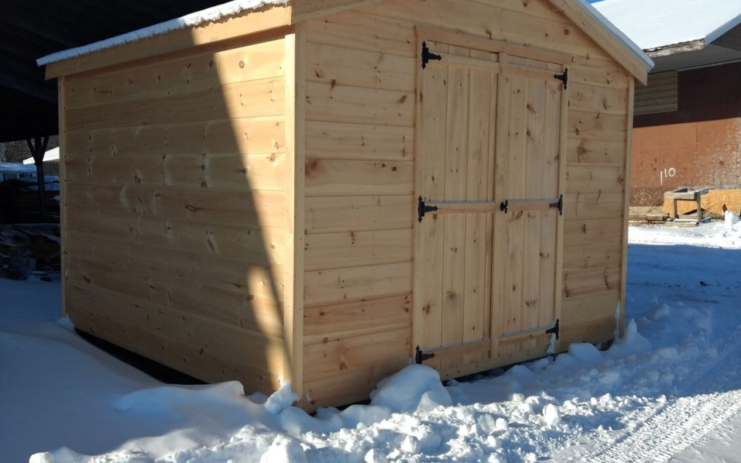 Are you a NICE shed owner or a NAUGHTY shed owner?