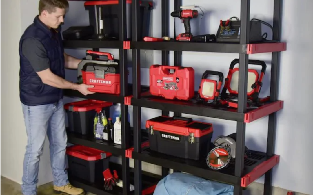 How to Organize a Garage Once and For All