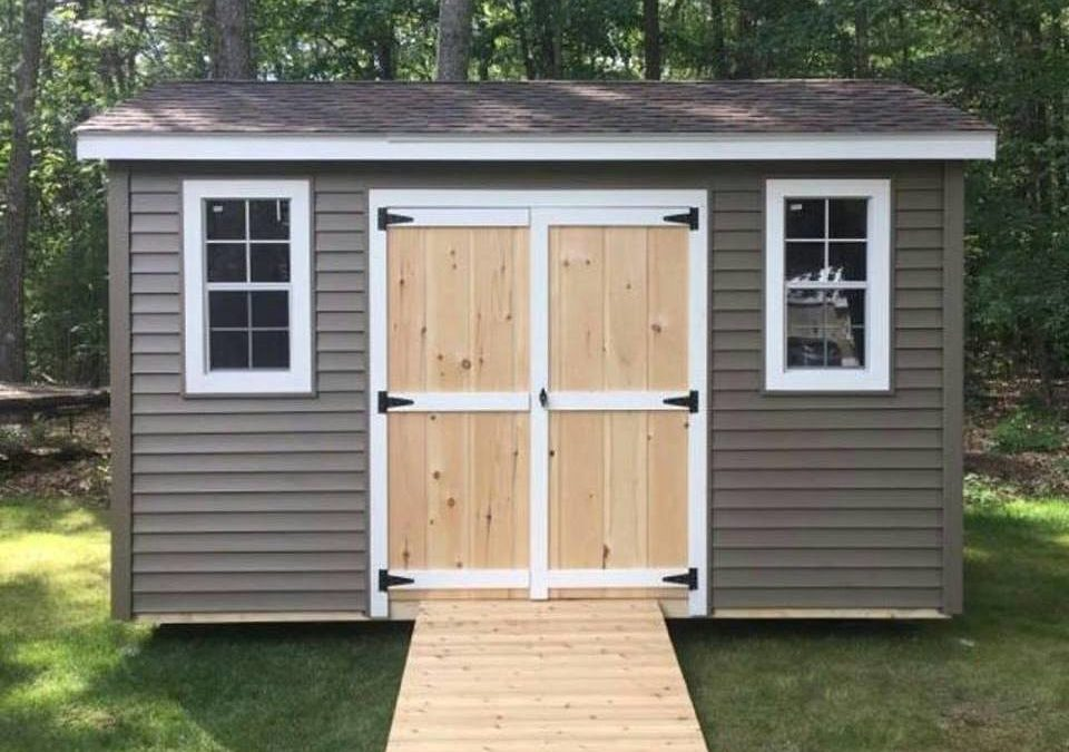 Plastic Shed vs. Metal Shed vs. Wood Shed: Pros and Cons
